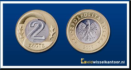 geldwisselkantoor-Poolse-Zloty-2-Zloty-2005-heden-Polen