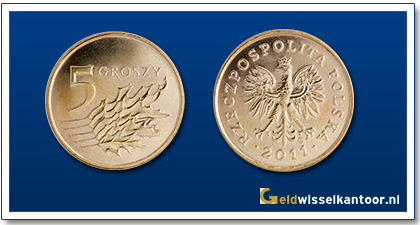geldwisselkantoor-Poolse-Zloty-5-Groszy-2001-heden-Polen