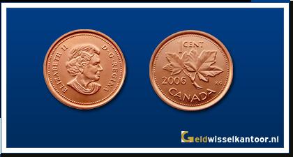 geldwisselkantoor-Canadese-Dollar-munten-1-Cents-2003-heden