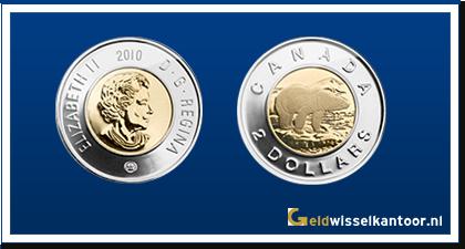 geldwisselkantoor-Canadese-Dollar-munten-2-Pounds-2003-heden