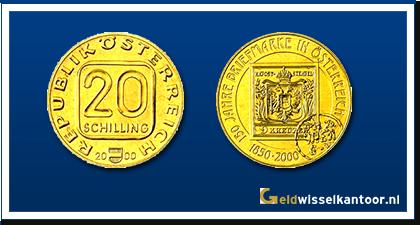 geldwisselkantor-20-Shilling-1980-heden-oostenrijk