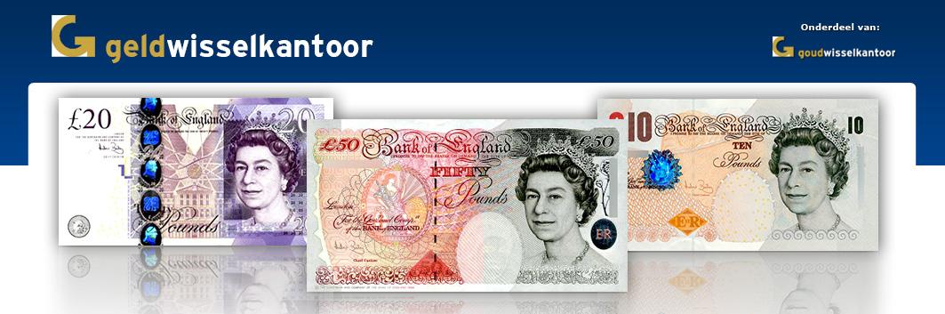 Laatste GBP naar EUR conversies
