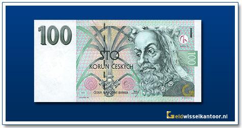 Tsjechië 100 Kronen King Karel IV 1997