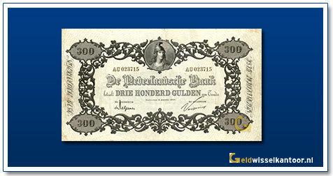Nederland 300 Gulden 1860