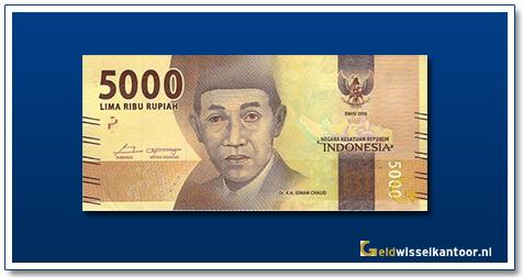 Indonesië-5.000-Rupiah-Idham-Chalid-2016