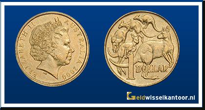 Australië 1 Dollar 2000-heden