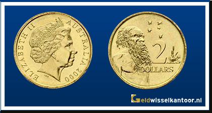 Australië 2 Dollar 1988-heden