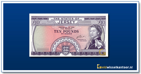 geldwisselkantoor-10-pounds-queen-elizabeth-II-1972-jersey