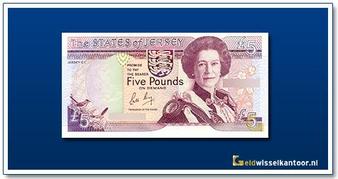 geldwisselkantoor-5-pounds-queen-elizabeth-II-1989-jersey