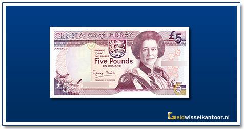 geldwisselkantoor-5-pounds-queen-elizabeth-II-1993-jersey