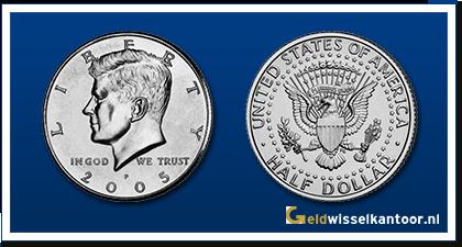 Amerika HalfDollar Kennedy 1964-heden