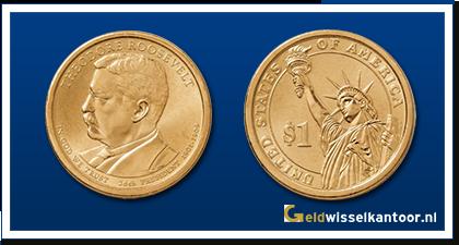 1 Dollar President serie 2010-heden