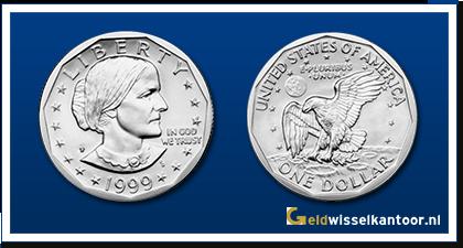 America 1 Dollar Susan B 1979