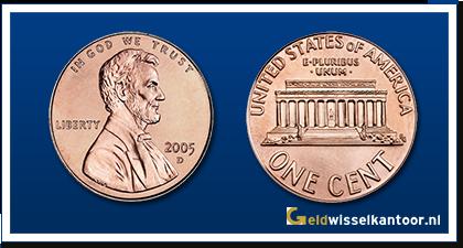 Amerika 1 Cent Lincoln 1959-2009