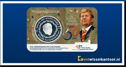 10 Euro Verjaardagstientje 2017