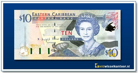 10 Dollar Queen Elizabeth II 2000