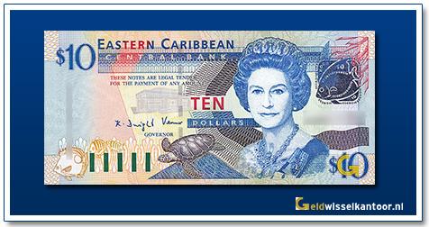 10 Dollar Queen Elizabeth II 2003