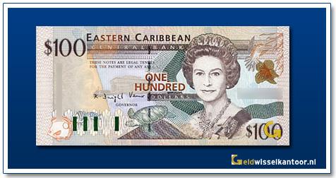 100 Dollar Queen Elizabeth II 1998