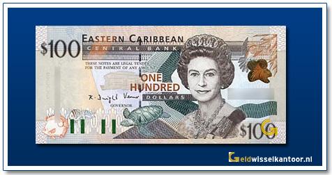 100 Dollar Queen Elizabeth II 2000