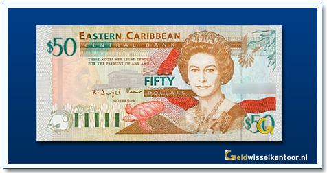 50 Dollar Queen Elizabeth II 1993