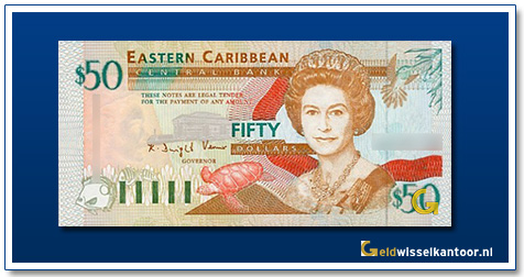 50 Dollar Queen Elizabeth II 1994