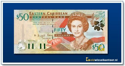 50 Dollar Queen Elizabeth II 2000
