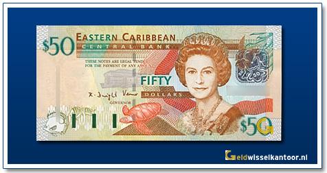 50 Dollar Queen Elizabeth II 2003