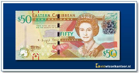 50 Dollar Queen Elizabeth II 2015