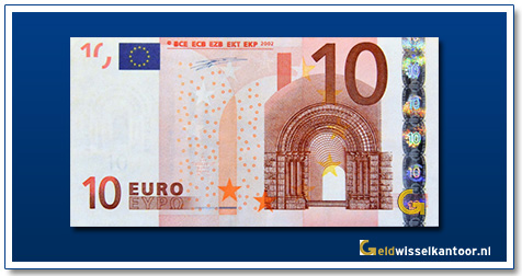 Europa 10 euro Bridge in Romanesque style 2002