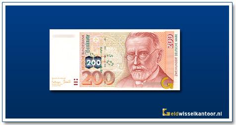 Duitsland-200-Mark-Paul-Ehrlich-1996