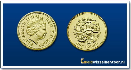 1 Pound Queen Elizabeth II 1983 – 2016