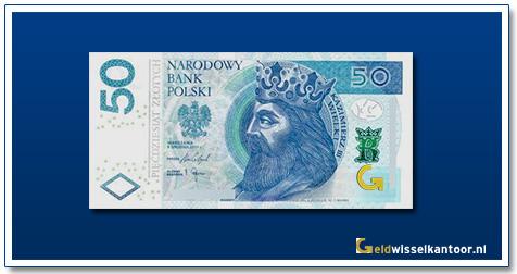 Polen 50 Zlotych Bołeslaw I Chrobry 2018