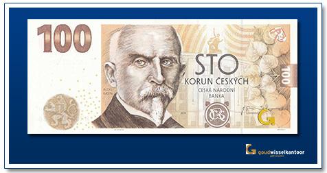 Tsjechië 100 Kronen Alois Rasin 2019