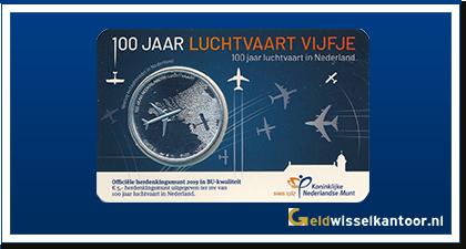 100 jaar Luchtvaart Vijfje 2019
